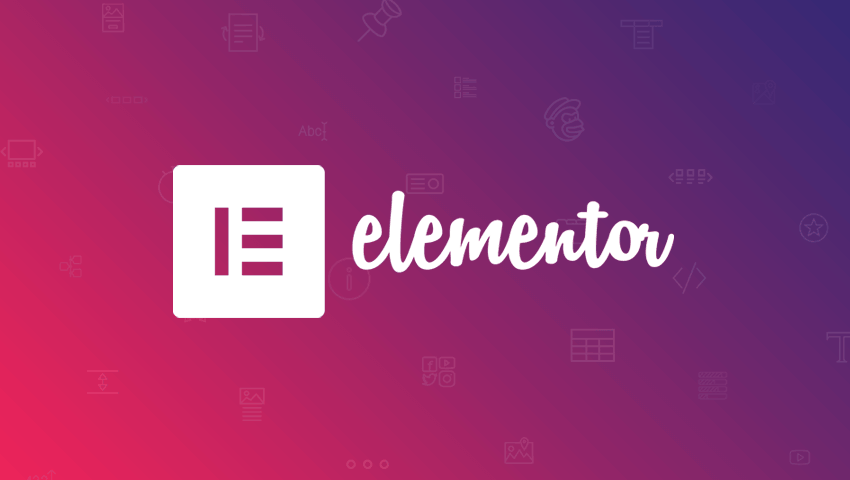 elementor header