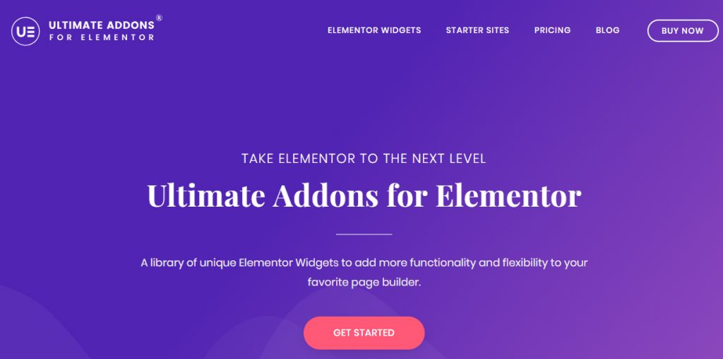 elementor add ons 3 ultimate addons
