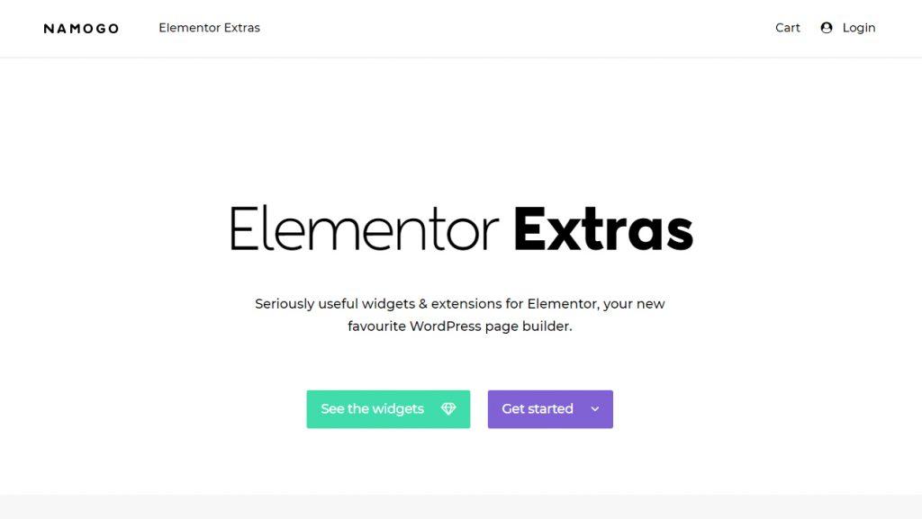 elementor add ons 6 elementor extras