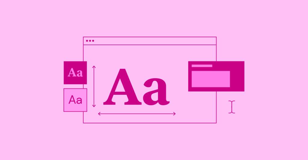 Web-Typografie: Der vollständige Leitfaden für Designer